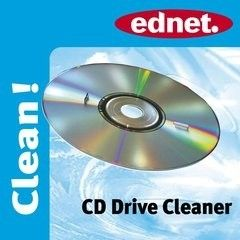 EDNET CD/DVD DRIVER CLEANER