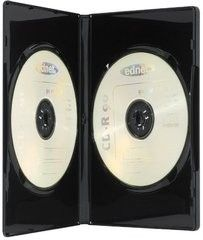 EDNET Leerhüllen DVD Double Case