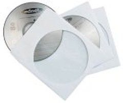 100 DVD/CD PAPER SLEEVES