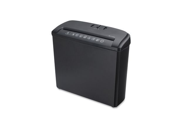 PAPER SHREDDER S5 WITHOUT CD/ DVD/ CREDIT CARD SLOT IN