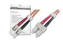 DIGITUS FIBER OPTIC PATCH CORD.