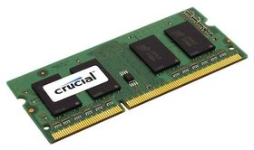 CRUCIAL Simm SO DDR3 PC1600 16GB CL11Crucial MAC (CT2C8G3S160BMCEU)