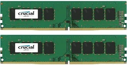 8GB Kit (4GBx2) DDR4 2133 MT/s (PC4-17000) CL16 SR x8 Unbuffered DIMM 288pin