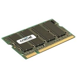 CRUCIAL DDR2 SO-DIMM PC6400 1024MB