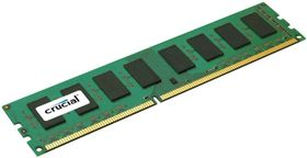 CRUCIAL 1GB DDR3 1600 MT/s CL11 UDIMM 240pin (CT12864BA160B)
