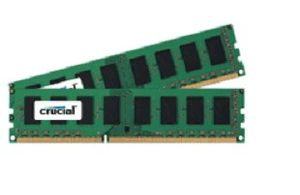 16GB KIT (8GBX2) DDR3 1600 MT/S PC3-12800 CL11 UNBUFFERED UDIMM