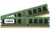 CRUCIAL 16GB kit DDR2 667MHz