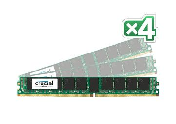 32GB Kit (8GBx4) DDR4 2133 MT/s