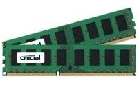 CRUCIAL DDR3 1066MHz 2GB, CL7, ECC, 1.5V, 256Meg x 72, 240pin (CT25672BA1067)
