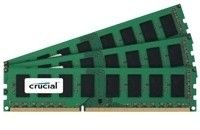 DDR3 1066MHz 6GB KIT CL7 ECC Kit w/3x DDR3 2GB, ECC, 1.5V, 256x72, 240pin