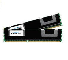 8GB KIT (4GBX2) DDR3 1866 MT/S (PC3-14900) DR X8 RDIMM 240P
