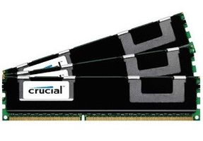 12GB KIT (4GBX3) DDR3 1600 MT/S PC3-12800 CL11 REGISTERED RDIMM 24