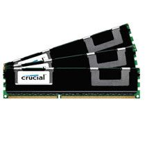 24GB 8GBX3 DDR3 1866 MT/S PC3-14900 SR X4 RDIMM 240P
