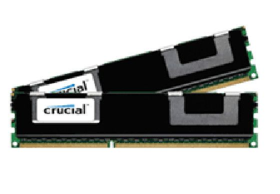 16GB KIT (8GBX2) DDR3L 1600 MTS DR X4 RDIMM 240P