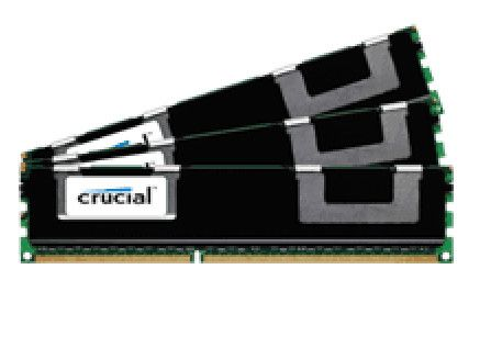 12GB KIT (4GBX3) DDR3L 1600 MTS DR X8 RDIMM 240P