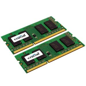 CRUCIAL Simm SO DDR3 PC1333 16GB CL9 MAC (CT2C8G3S1339MCEU)