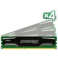 Ballistix Sport 32GB 1866MHz DDR3 CL10 1.5V Sport XT UDIMM 240pin 4x8GB Kit