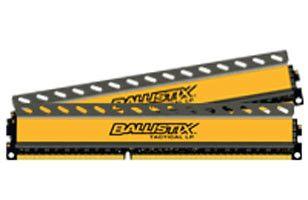 D3 8GB 1600-8 BX Tactica LP K2 CRU