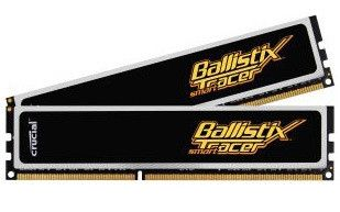 Ballistix Tactical - Memory - 8 GB : 2 x 4