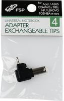 FSP-TIP B NO_4 5_5x2_5x12mm ACER/ ASUS/ COMPAQ/ DELL/ HP/ LENOVO/ TOSHIBA