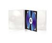 TNB CD Jewel Case til 2 CD - 5 pak, Sort tray