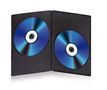 TNB TnB DVD slim case til 2 DVD - 10 pack, sort