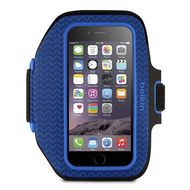 iPhone 6/ Sport-Fit Plus Armband Blue/ Marina
