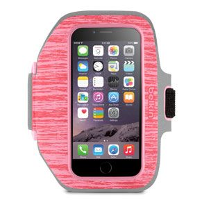 Belkin iPhone 6/ Sport-Fit Plus Armband Pink