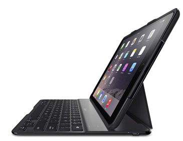 QODE ULTIMATE KEYBOARD BLACK CASE FOR IPAD AIR 2 PERP