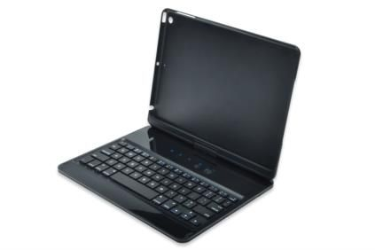 360 BLUETOOTH KEYBOARD CASE FOR IPAD A