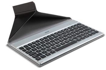 Android Crunch Keyboard - Nordics Light-weight Bluetooth 3.0 connect ndroid Hotkeys for 7inch + 10inch Android tablets