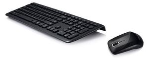 W3000 KEYBOARD+MOUSE/ BK Nordic layout/ 2.4GHz wireless