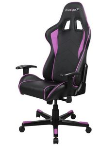 DXRACER OH/ FE08/ NP FORMULA Gaming Chair - schwarz/ lila (OH/FE08/NP)