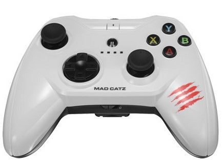 C.T.R.L.I MOBILE GAMEPAD MFI GLOSS WHITE