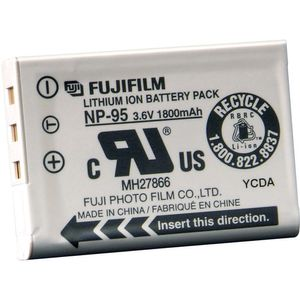 FUJI NP-95 W Rechargeable Battery (16447432)