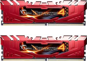 G.SKILL DDR4 8GB PC 2666 CL15 KIT (2x4GB) 8GRR Ripja (F4-2666C15D-8GRR)