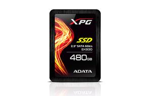 A-DATA SX930 480GB SSD 2.5inch SATA3 6Gb/s Read Up to 540MB/s Write Up to 420MB/s