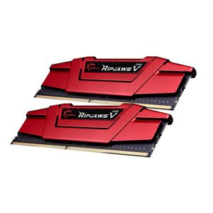 G.SKILL DDR4 8GB PC 2800 CL15 KIT (2x4GB) 8GVR Ripjaws (F4-2800C15D-8GVR)