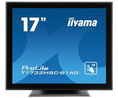 "17"""" LED LCD, PCAP Anti-Glare"