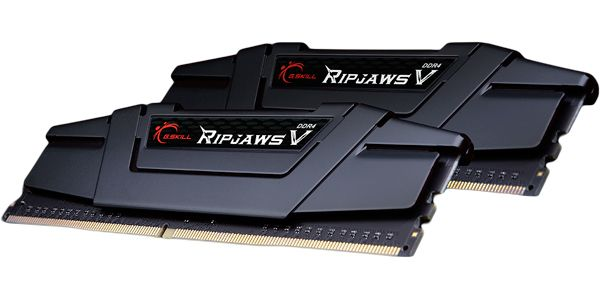 DDR4 8GB PC 3600 CL17 KIT (2x4GB) 8GVK Ripjaws