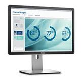 "DELL 20 Monitor | P2016 - 49.4cm(19.5"") Black EUR / 3Yr Premium Panel Exchange Service"