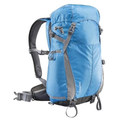 Elements Outdoor Backpack with Bag light blue