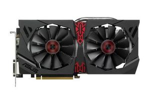 ASUS STRIX-R9380-DC2-2GD5-GAMING 2GB GDDR5 970MHZ 2XDVI HDMI DP IN (90YV08D1-M0NA00)