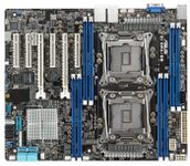 ASUS Z10PA-D8 ASMB8-IKVM S2011 C612 ATX VGA+2XGLN+U3 SATA6GB/S DDR4 IN