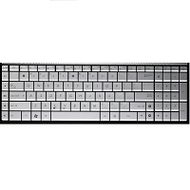 KEYBOARD 363MM WAVE SPANISH