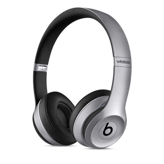 BEATS SOLO2 WIRELESS HEADPHONE SPACE GREY                       IN ACCS