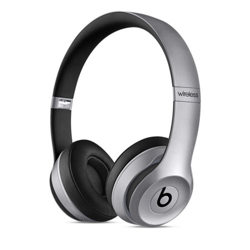 APPLE BEATS SOLO2 WIRELESS HEADPHONE SPACE GREY                       IN ACCS (MKLF2ZM/A)