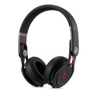 BEATS MIXR ON-EAR HEADPHONES BLACK IN