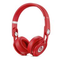 APPLE BEATS MIXR ON-EAR HEADPHONES RED IN (MH6K2ZM/A)