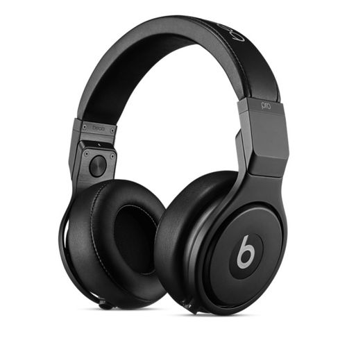 APPLE BEATS PRO OVER-EAR HEADPHONE INFINITE BLACK                   IN CONS (MHA22ZM/B)